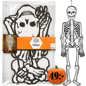 halloween-skelett-lyser-i-morkret