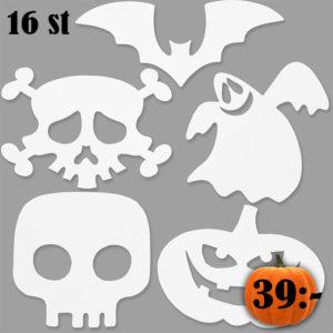 die-cuts-halloween-figurer